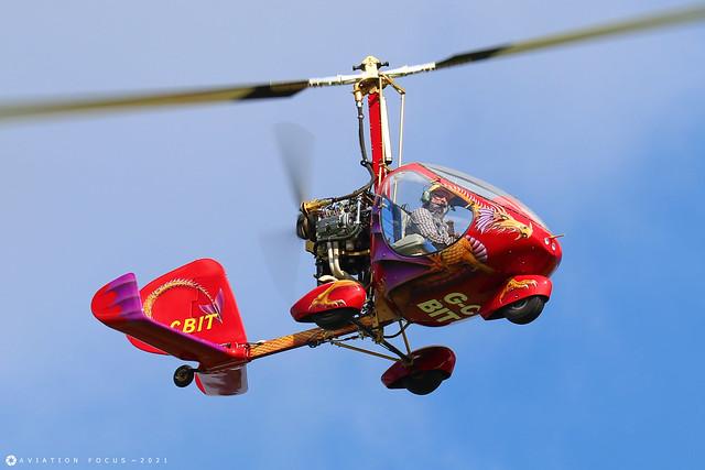 G-CBIT  -  RAF 2000 GTX-SE c/n PFA G/13-1340  -  EGHP 14/8/21
