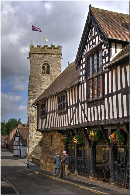 Much Wenlock, Shropshire
