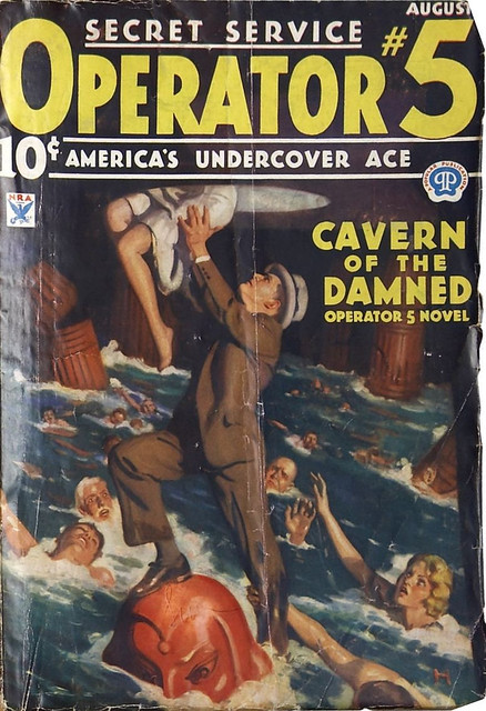 Operator #5 - Cavern Of The Damned