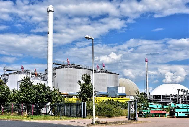 Biogas Storage