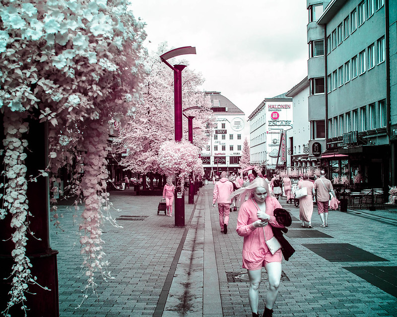 Infrared of the day 76