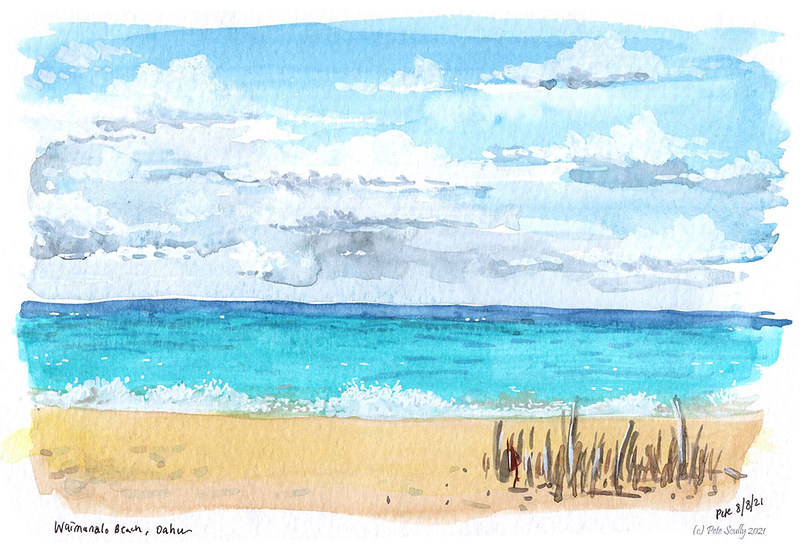 Waimanalo Beach 1 sm