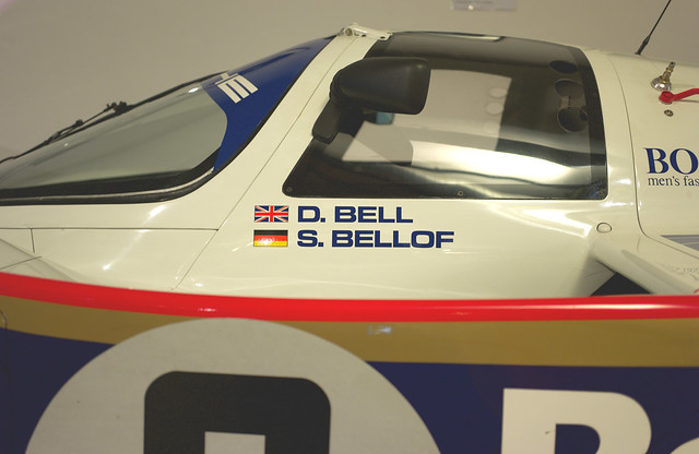 D. Bell, S. Bellof