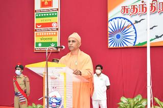 75th Independence Day Celebration in Vidyalaya : Photo Gallery