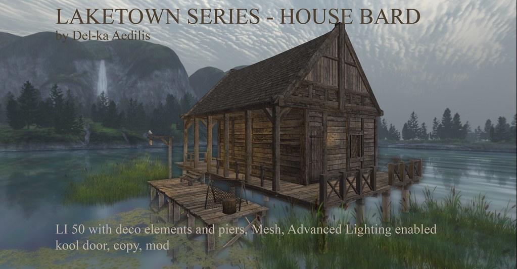 Laketown Series – House Bard