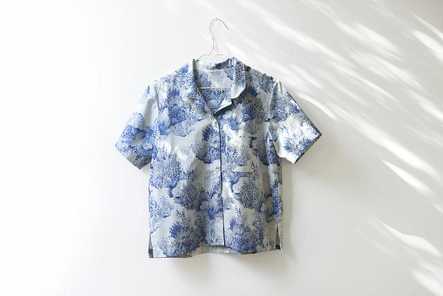 Bombazine Shirt