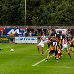 Marcus Goodall fires in the third