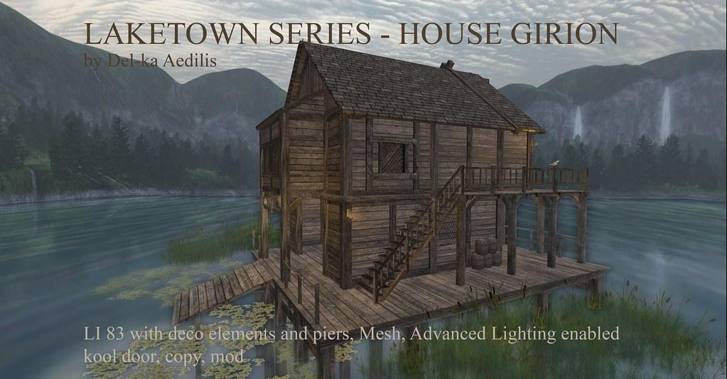 Laketown Series – House Girion