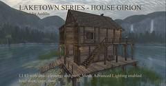 Laketown Series - House Girion