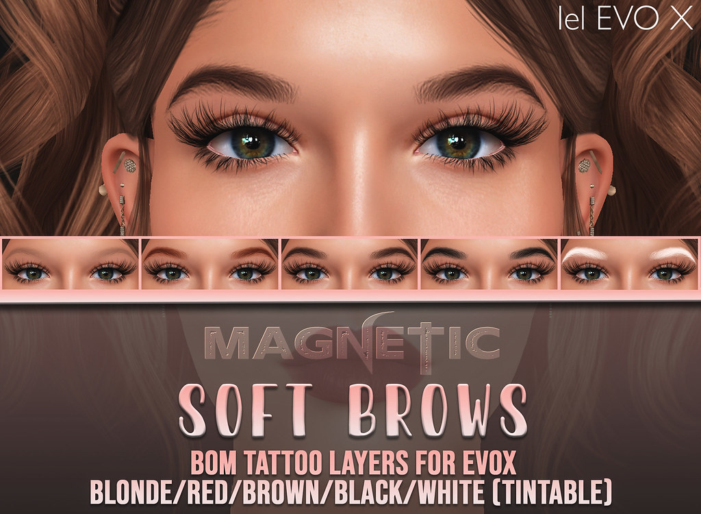Magnetic – Soft Brows