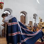 15 августа 2021, Литургия в Покровской церкви (Покровское) | 15 August 2021, Liturgy in the Intercession Church (Pokrovskoe)