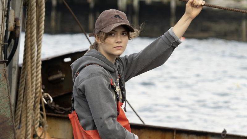 Emilia Jones as Ruby Rossi in Coda