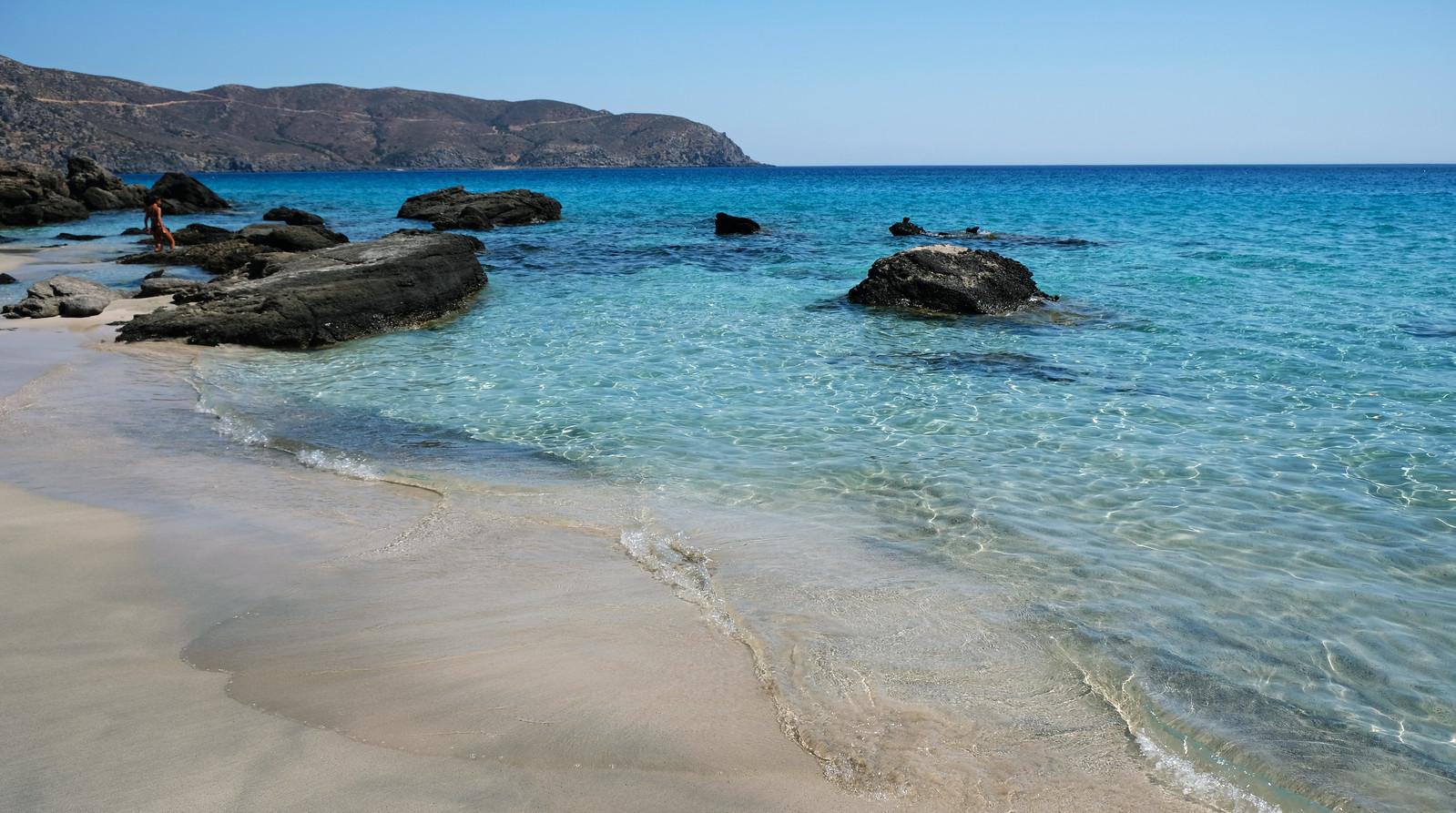 Kedrodasos Beach, Crete, Greece