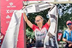 Tituly v terénním triatlonu si z XTERRA Prague odváží Kříž a Karásková