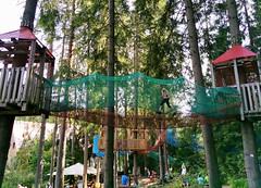Dětský lanový park