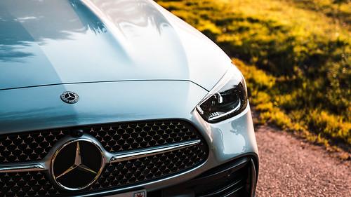 Essai Mercedes Classe C W206 2021 AMG LINE test Youtube