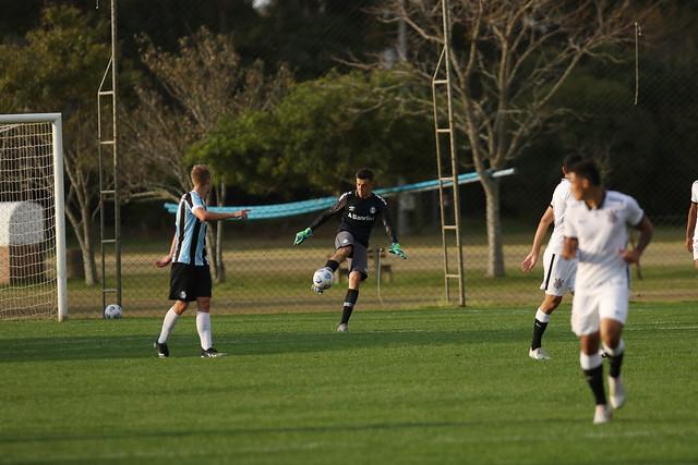 Grêmio x Corinthians (Campeonato Brasileiro Sub-20)
