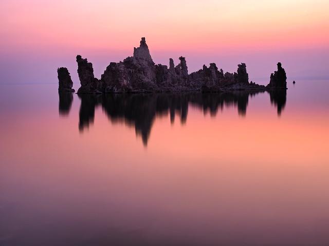 Tufa Dawn, Mono Lake