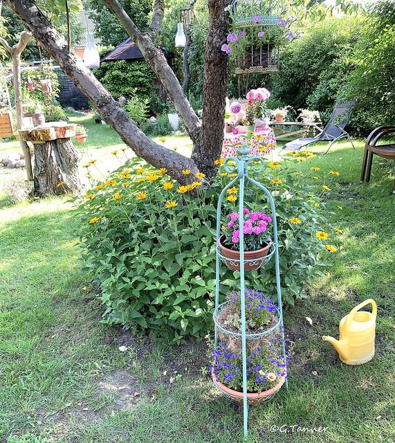 Zu Besuch im Vintage-Garten