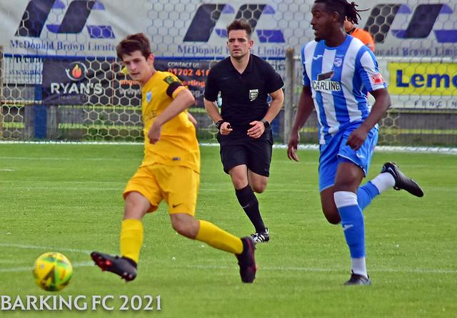 Hullbridge Sports FC v Barking FC - Saturday August 14th 2021