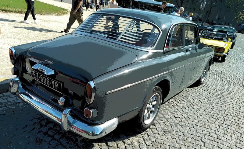 Volvo 122/S Amazon 1963  51379553057_15936b1252_c