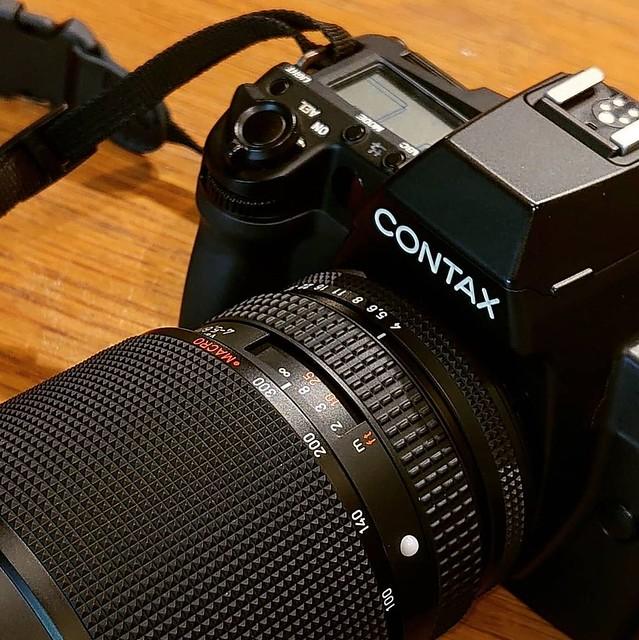 Contax N 70-300mm 最後的德國傳說