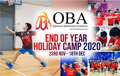 End Of Year Holiday Camp 2020