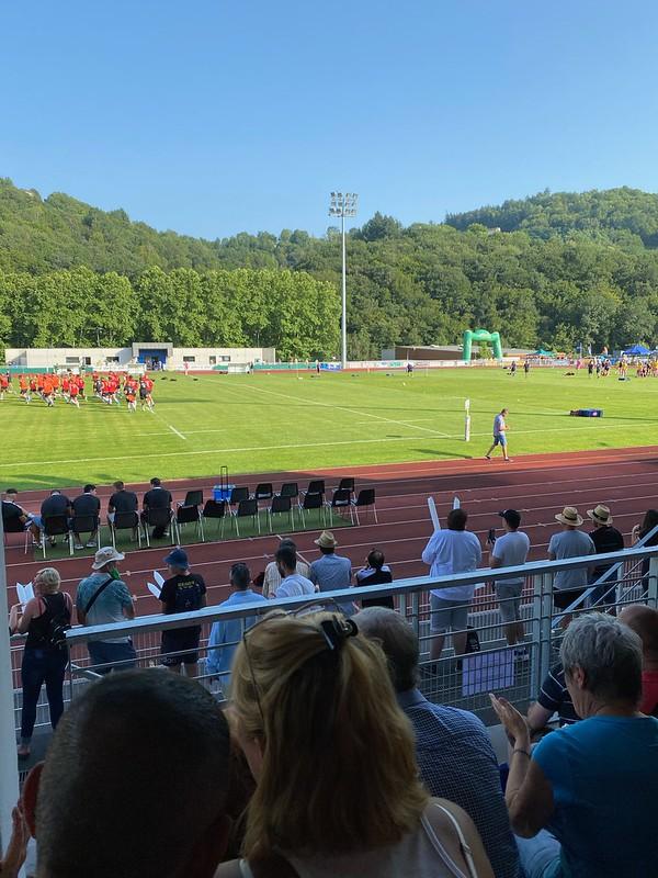 Stade français Paris vs Brive - 13 août 2021 à Tulle
