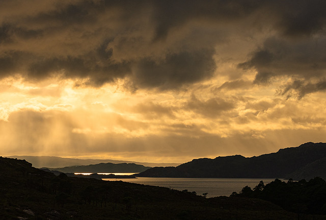 Torridon sunset