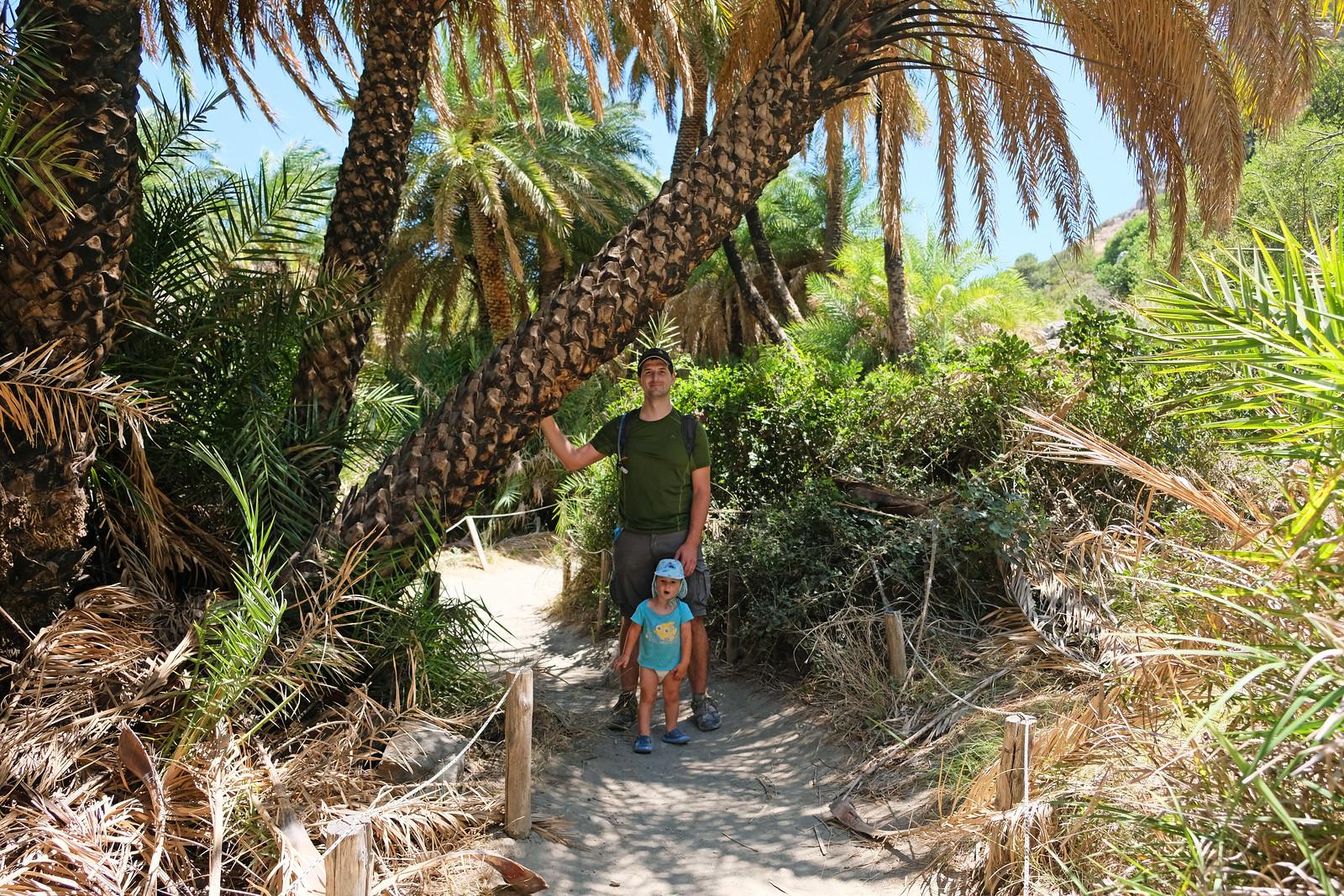 Preveli Beach, Crete, Greece