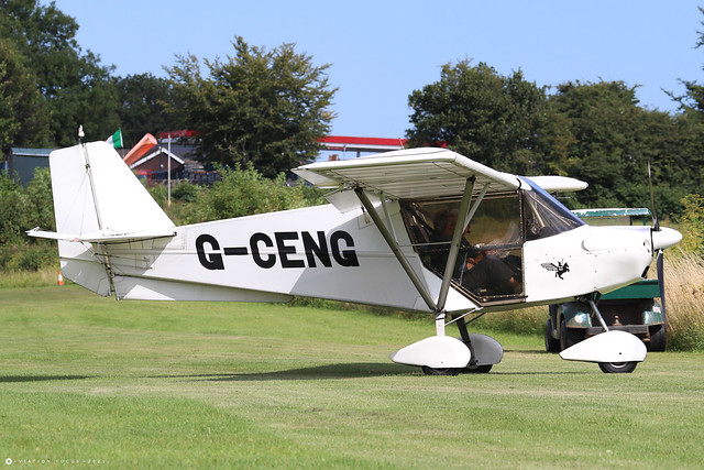 G-CENG  -  Best Off SkyRanger 912S(1) c/n BMAA/HB/518  -  EGHP 14/8/21