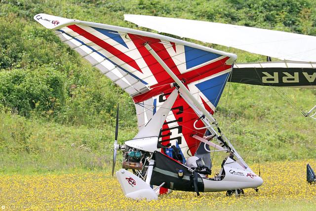 G-CIGG  -  P & M Aviation Quik GTR c/n 8690  -  EGHP 14/8/21