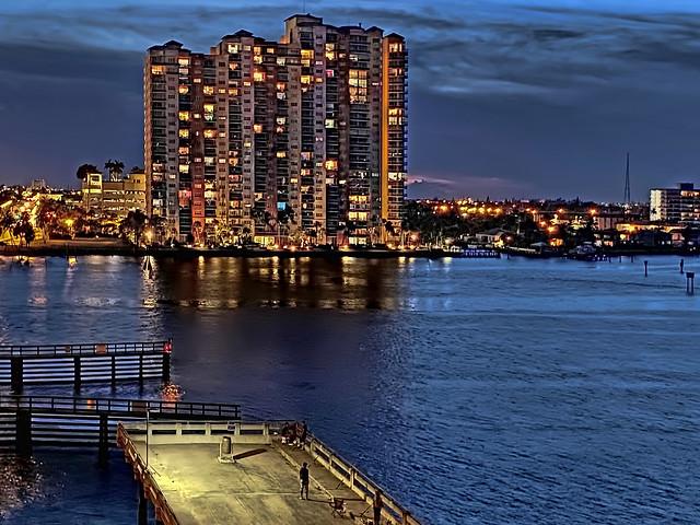 City of Riviera Beach, Palm Beach County, Florida, USA