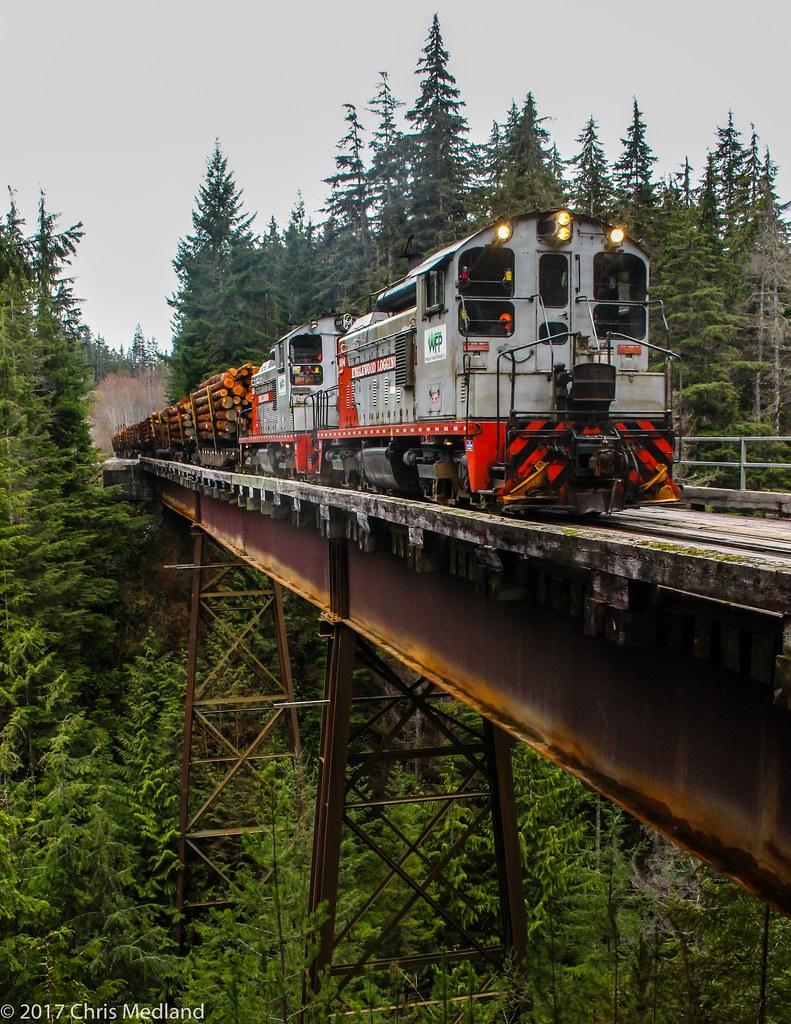 WFP 304 ~ Noomas Creek Bridge