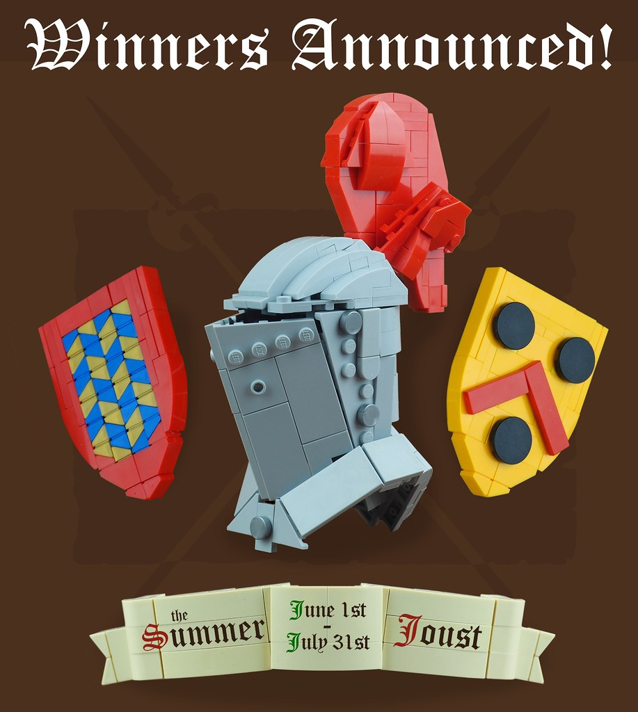 Summer Joust 2021: Results