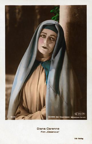 Diana Karenne in Casanova (1927)