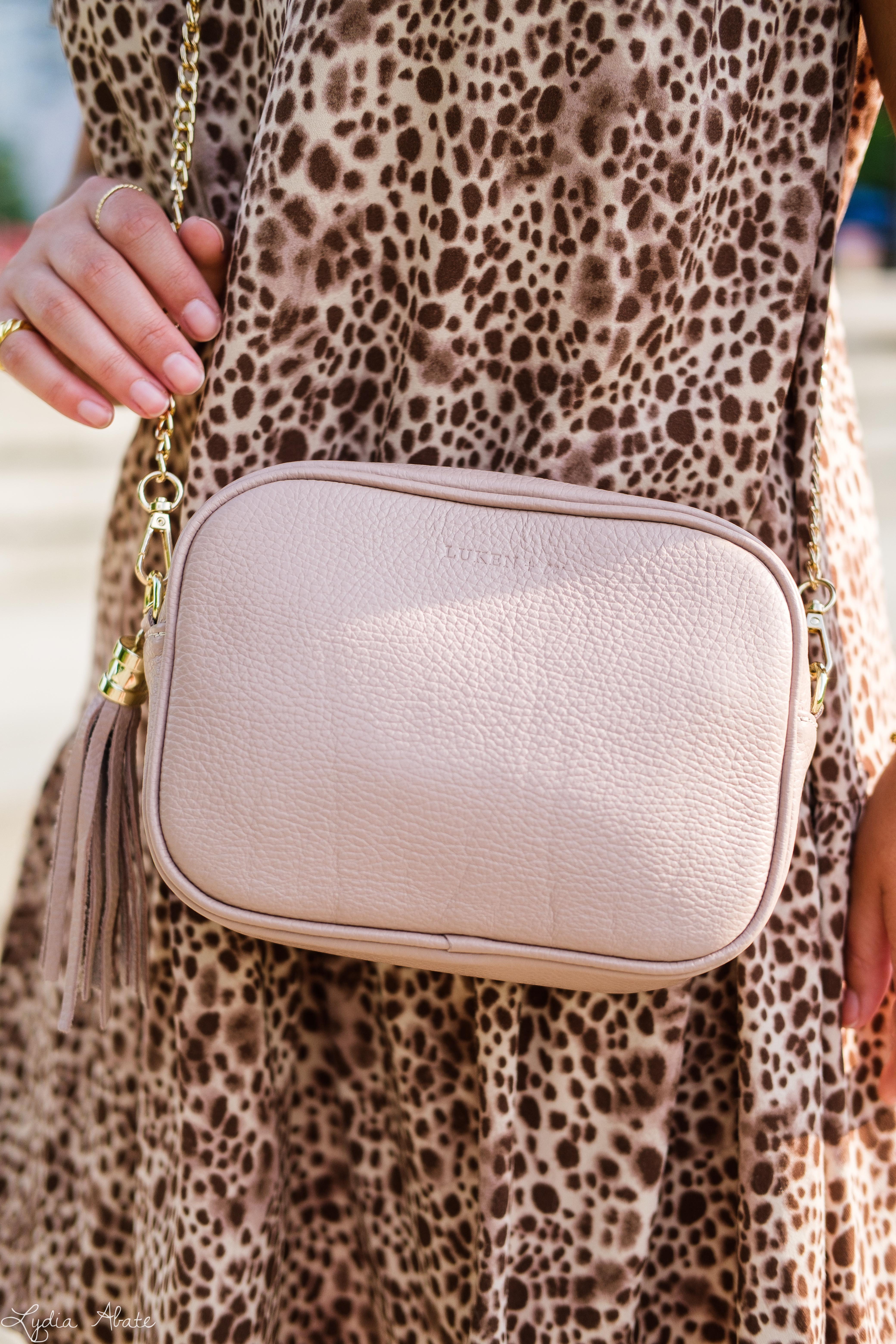leopard swing dress, raffia wedges, luken and co camera bag-5.jpg