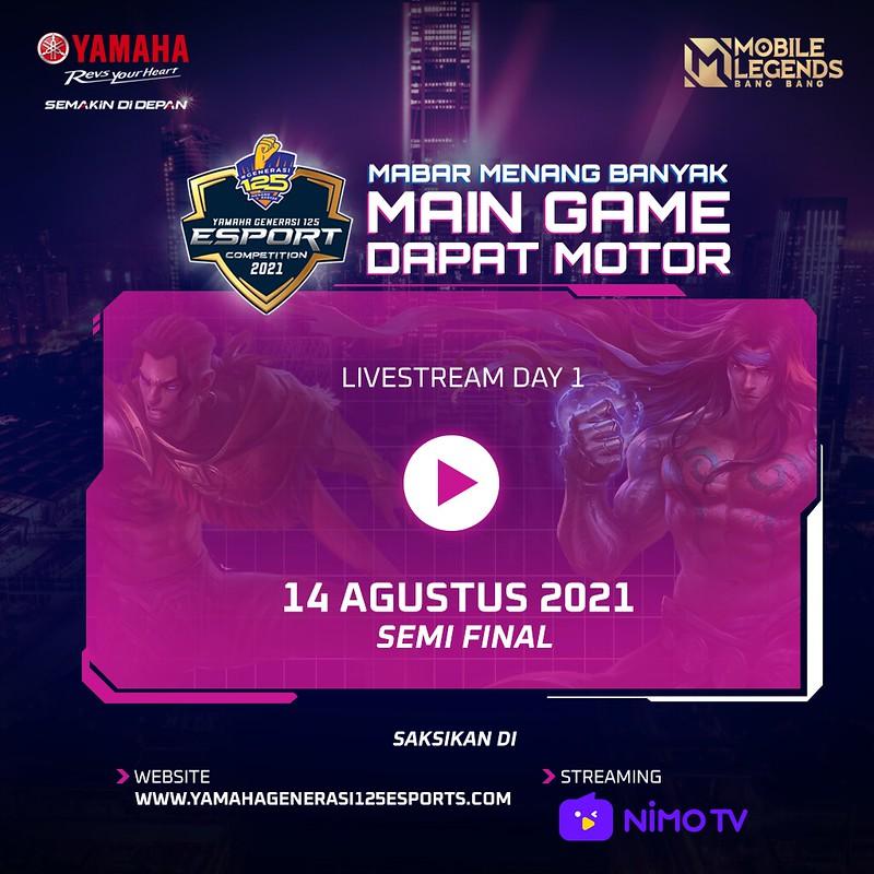 Semifinal YGEC 2021