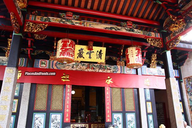 penang snake temple hock kin keong