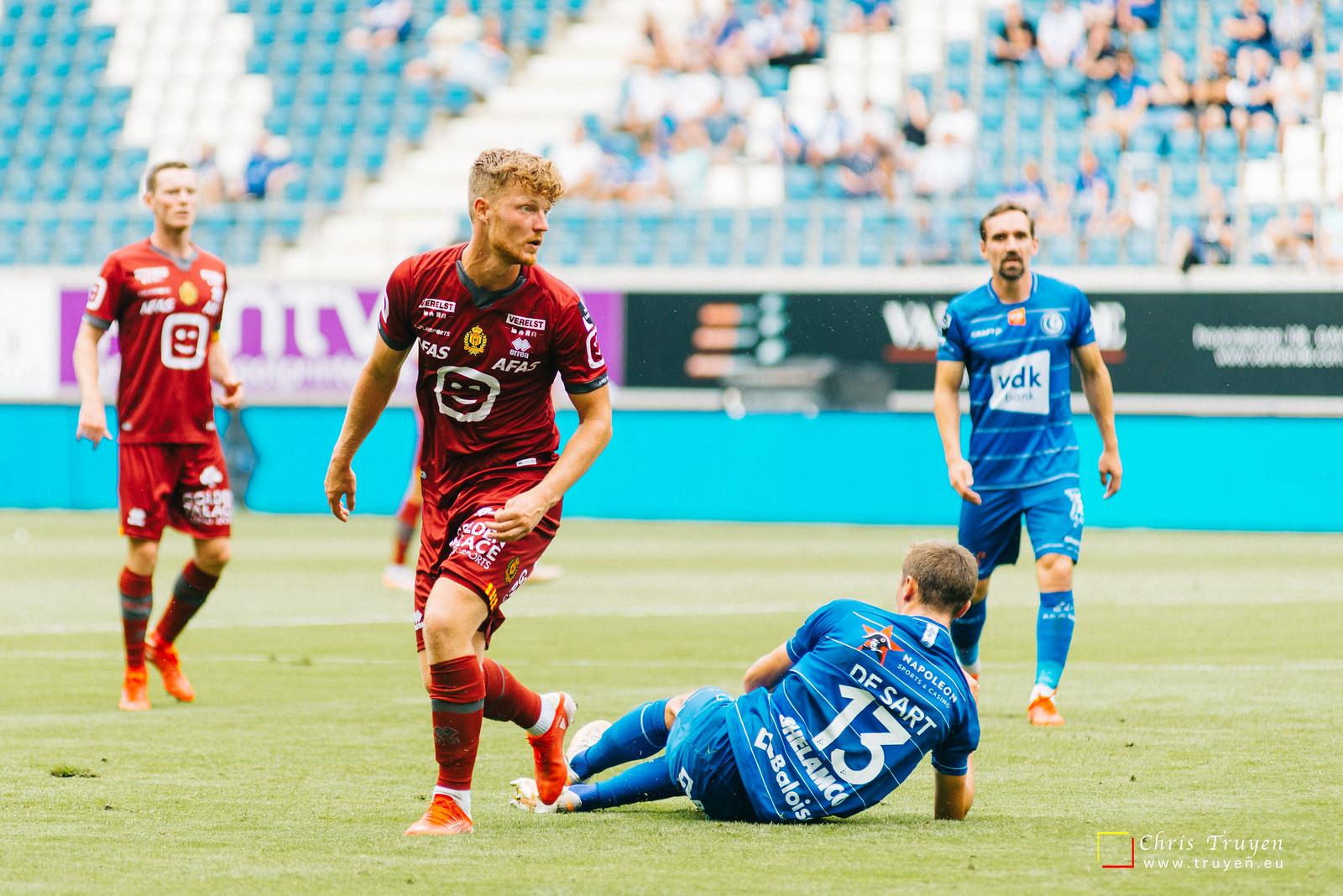 KAA Gent - KV Mechelen