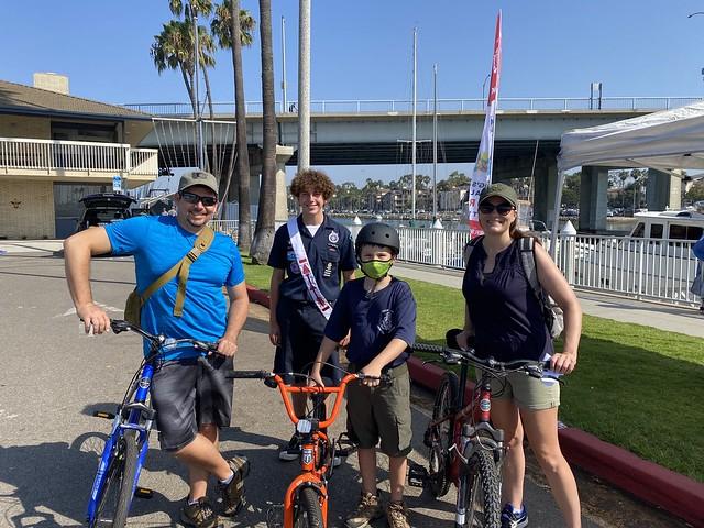 Family Bike Ride 2021