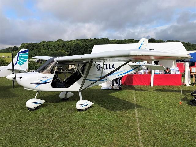 G-CLLA  -  Best Off SkyRanger 912(1) 1707.1121  -  EGHP 14/8/21