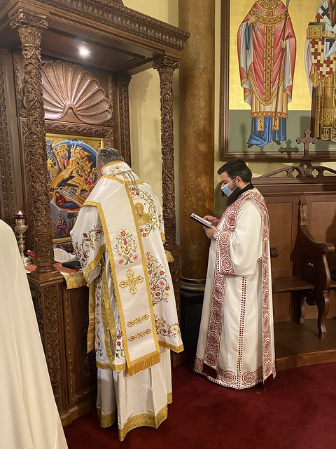 2021-08-15 - Liturgy for the Feast of the Dormition of the Mother of God