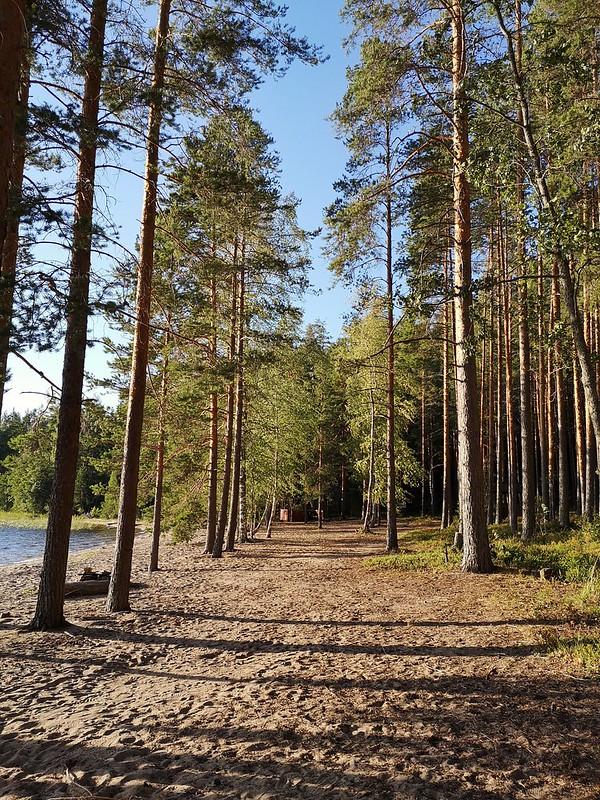 Karihiekka Saimaa Geopark