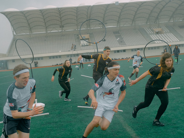 A Game of Quidditch