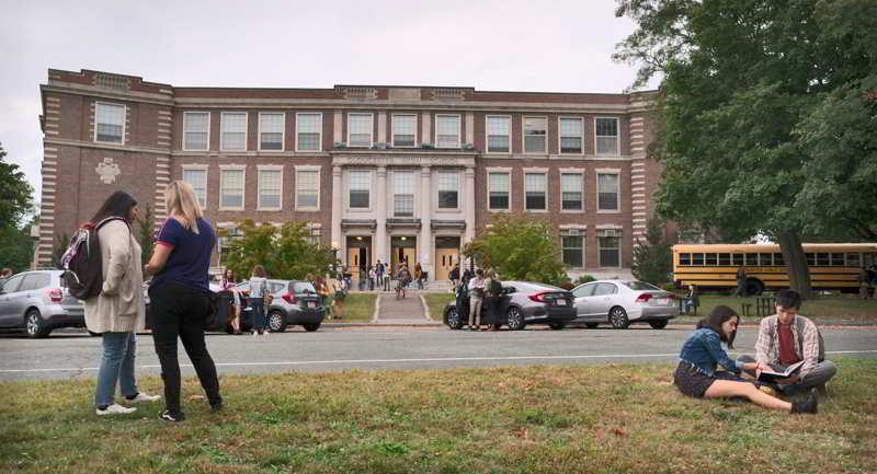 Coda High School