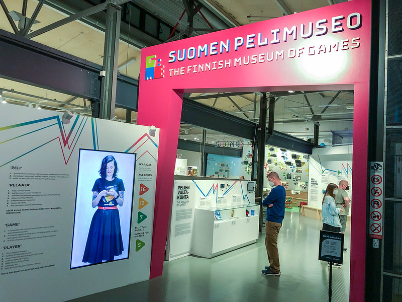 The Finnish Museum of Games