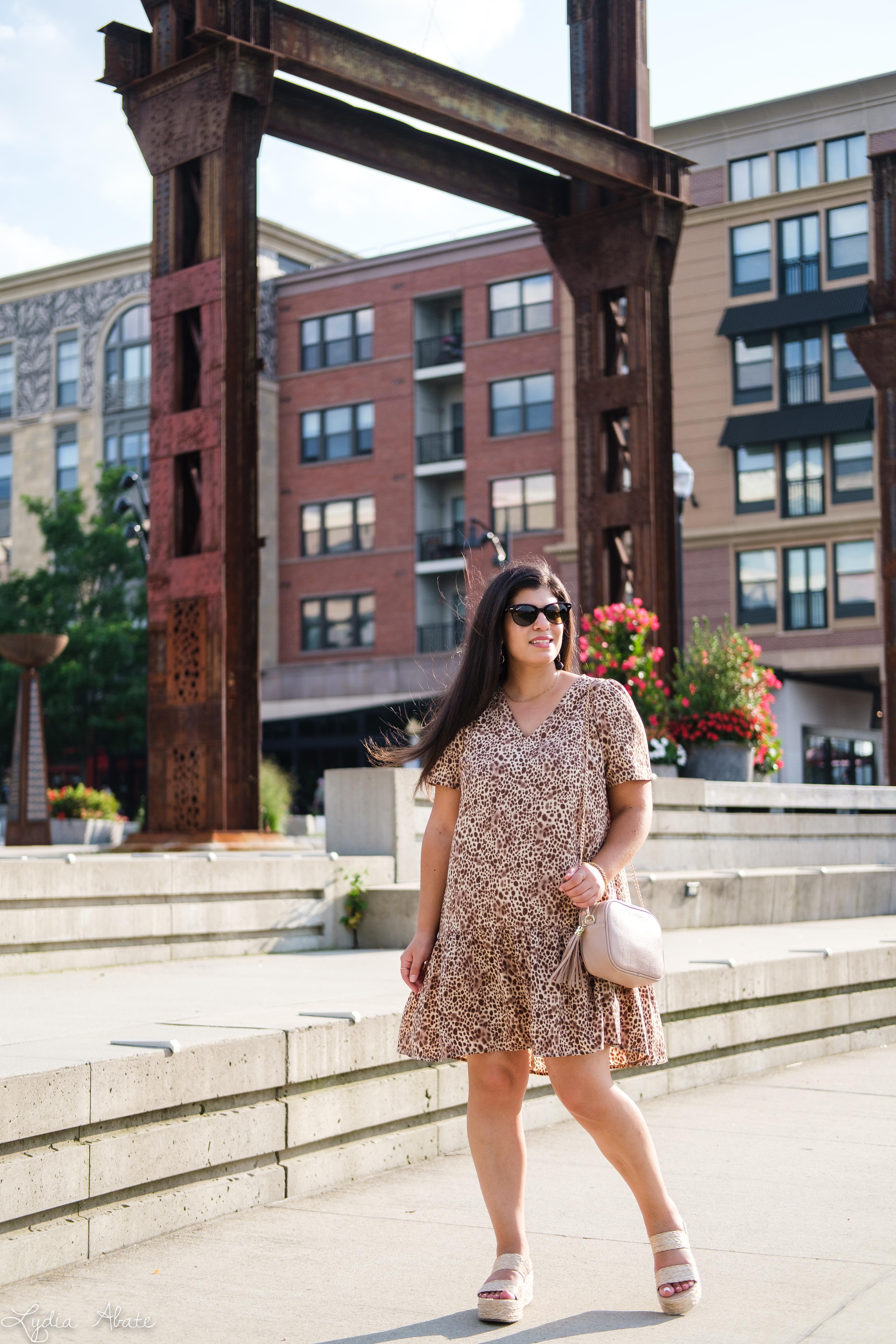 leopard swing dress, raffia wedges, luken and co camera bag-2.jpg