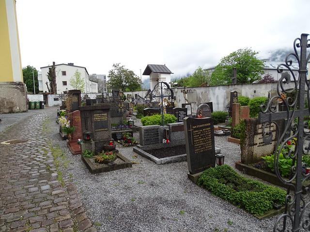 tumbas cementerio Wilten Friedhof en Basílica Wilten Innsbruck Austria 02