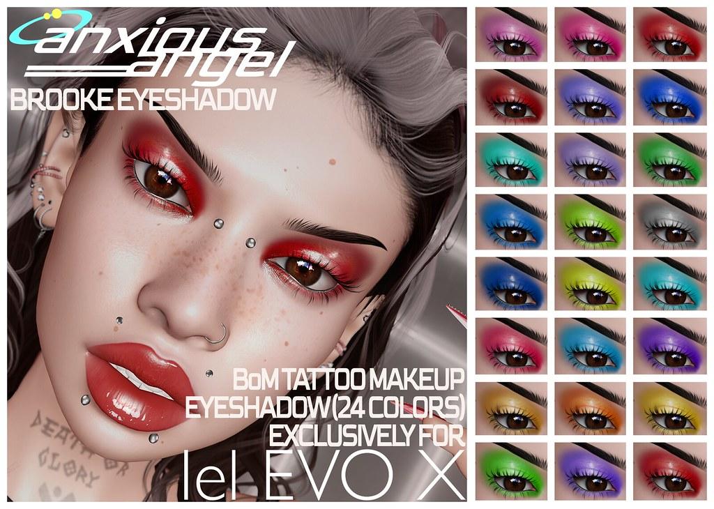 { anxious angel } Brooke Eyeshadow